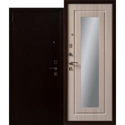 Входная дверь Зеркало ТРИО